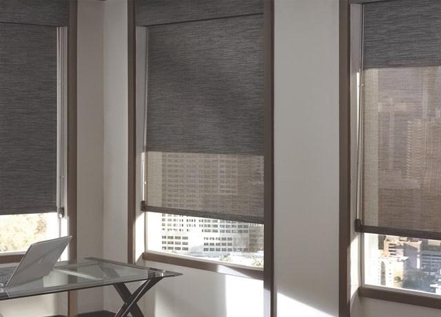 Rèm cuốn văn phòng được sử dụng phổ biến nhất hiện nay