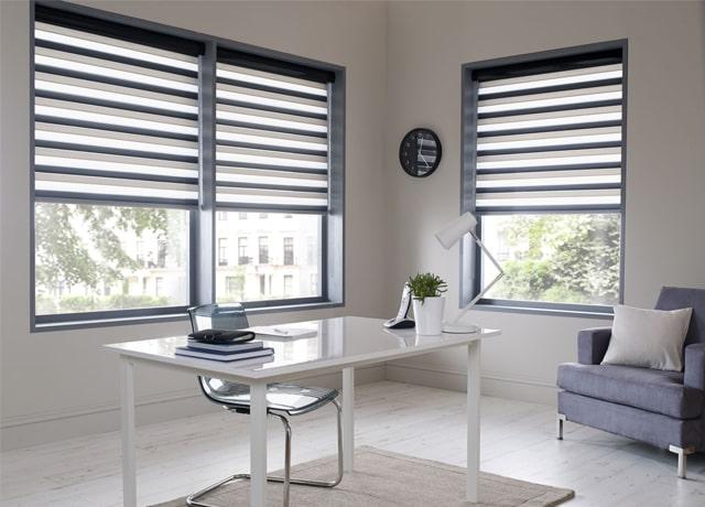 rèm cửa chống nắng thiết kế hiện đại