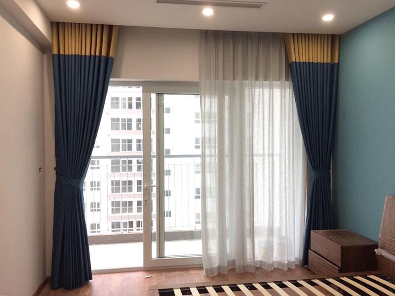 Các loại rèm phòng khách đẹp