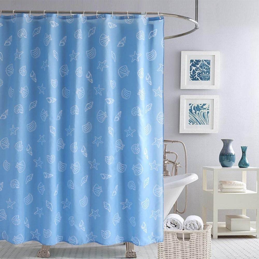 Hình ảnh minh họa: Rèm che phòng tắm cao cấp