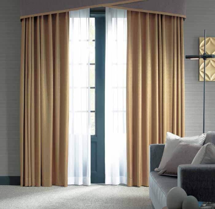 Rèm vải tại rèm cửa Thành Đô 2