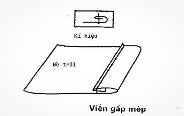 kĩ thuật may mép vải