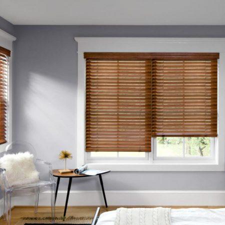 Chọn rèm gỗ dành cho phòng ngủ